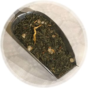 Grüntee-Sencha-Tropical