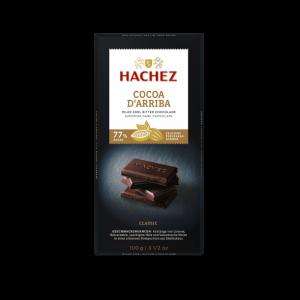 Hachez Edel Bitter Cocoa de Arriba